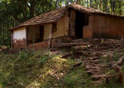 Dans la campagne autour d'Attapady