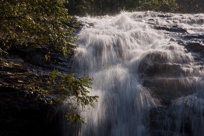Waterfalls dans le Coorg, près de Madikeri (Karnataka)