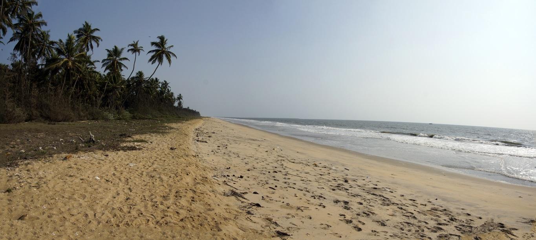 Ma plage préférée : Kavvayi à Payyanur (Kerala)