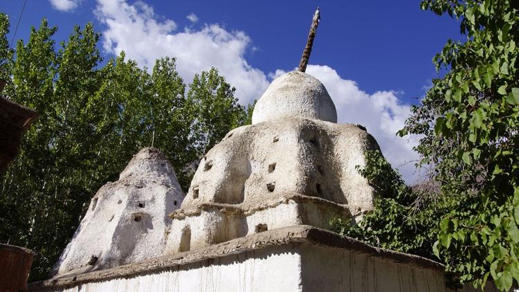 Le monastère d'Alchi, le summum de l'art au Ladakh