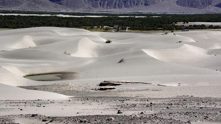 Aventures dans la vallée de la Nubra