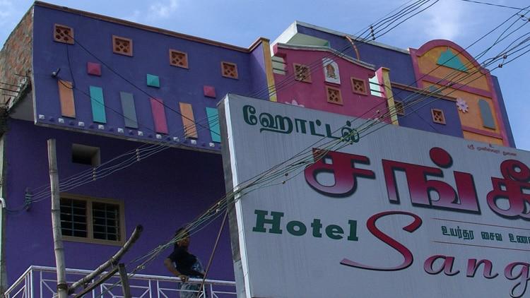 Le Marienbad hotel | L'Inde jusqu'à soi-même