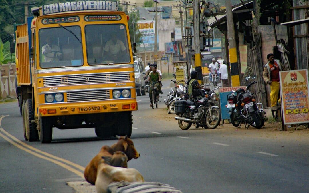 Mon arrivée en Inde à Bangalore
