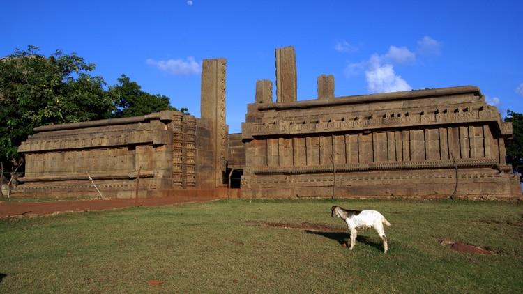 De Kanchipuram à Mahabalipuram