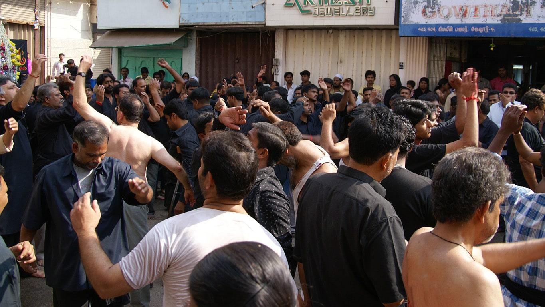 une autre vue de la Commémoration-achoura-chiite-Hussein-Vellore